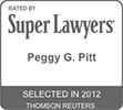 Peggy Goldberg Pitt of Pitt McGehee Palmer & Rivers in Michigan - superlawyerpeggy